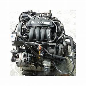 Engine  Motor Audi A3 1 6 102 Ch Bgu