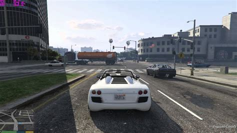 Grand Theft Auto V Pc (gta 5 Pc) On Hd 7950 Youtube