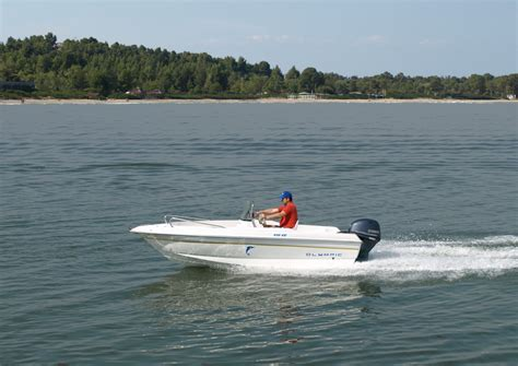 Olympic Boat by Olympic Boats 450 Cc