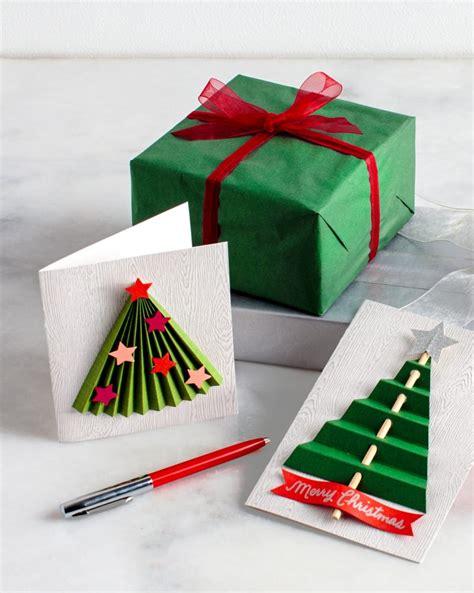 ideen weihnachtskarten basteln weihnachtskarten selber machen 15 diy ideen anleitung trends weihnachtsdeko ideen zenideen