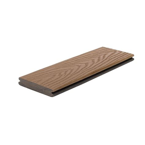 Home Depot Trex Decking by Trex Transcend 1 In X 5 1 2 In X 16 Ft Tiki Torch