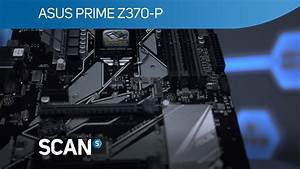 Asus Prime Z370-p Gaming Motherboard - Overview