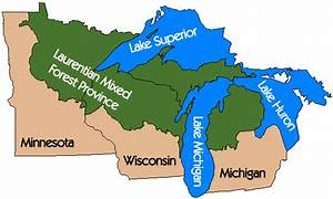 Great Lakes Bird Conservation Maps