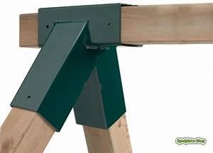 Pieces Detachees Balancoire Soulet : schaukel eckverbinder f r 9x9 cm kantholz spielplatz ~ Melissatoandfro.com Idées de Décoration