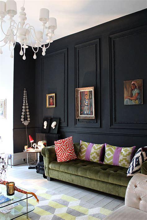 l black paint decoration czerń wśr 243 d czterech ścian