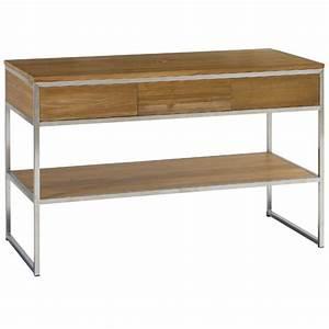 Meuble Industriel Ikea : meuble double vasque industriel solutions pour la d coration int rieure de votre maison ~ Teatrodelosmanantiales.com Idées de Décoration