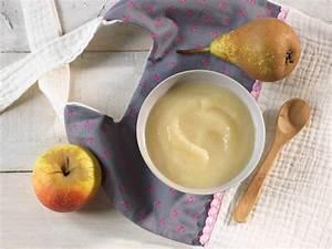 Compote Poire Pomme : recette bio de compote pommes poires ~ Nature-et-papiers.com Idées de Décoration