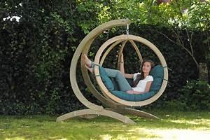 Hängesessel Garten Wetterfest : fauteuil suspendu jardin suisse veranda ~ Watch28wear.com Haus und Dekorationen