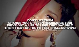 Ig Quotes From ... Rihanna Ig Quotes