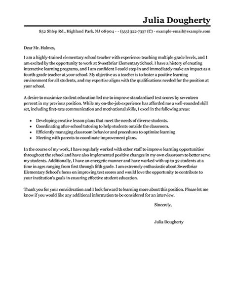 Teaching Abroad Cover Letter by Cover Letter For Teaching Abroad Exle Complex Program