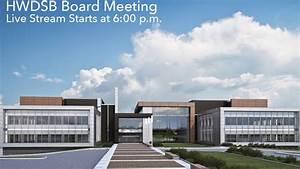 Live Stream - HWDSB Board Meeting - YouTube