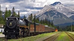 Train  Steam Locomotive Wallpapers Hd    Desktop And Mobile