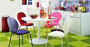Meubles fly originaux et pas cher 10 photos for Deco cuisine avec chaise en couleur pas cher