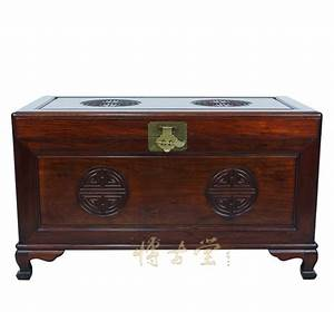 chinese antique carved rosewood hope chest coffee table With hope chest coffee table