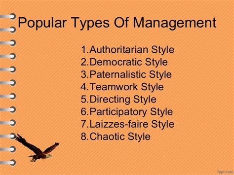 Management Style Models