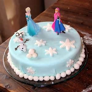 Gateau Anniversaire Reine Des Neiges : image gateau anniversaire la reine des neiges home ~ Melissatoandfro.com Idées de Décoration