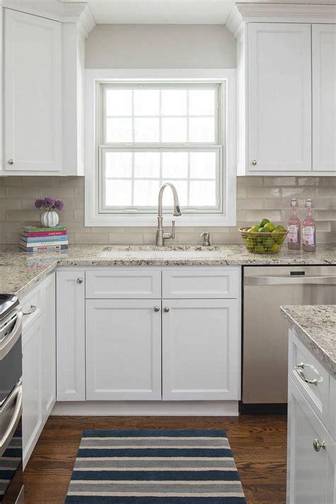 25 best kitchen backsplash design ideas brown granite