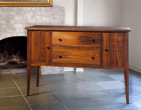Custom Reclaimed Wood Buffet / Media Console (Cypress) by
