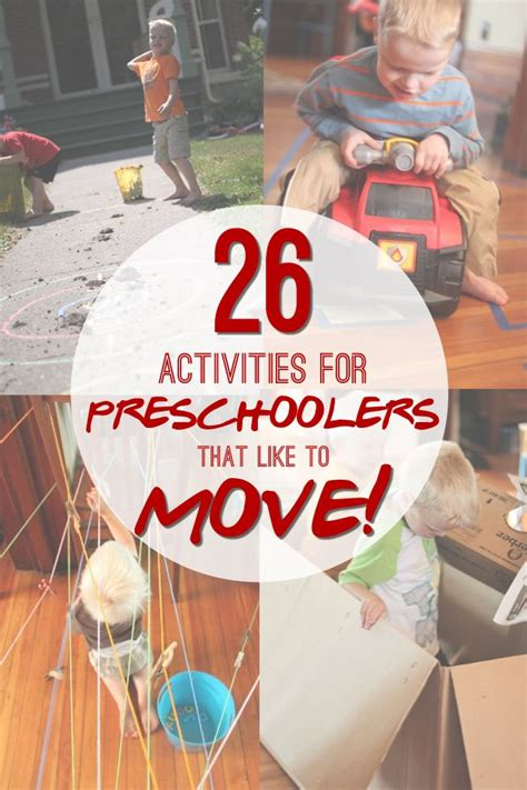 35 gross motor activities for preschoolers that like to 296 | e41a1e9df28b9610bef771cf9eb0b0ec
