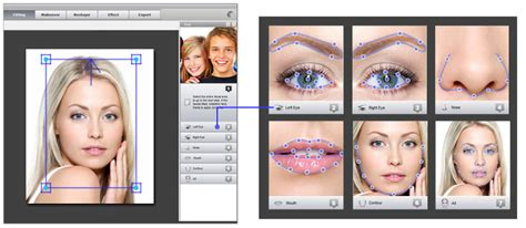 facefilter editing environment  ultimate photo