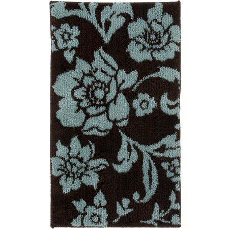 bathroom rugs at walmart better homes and gardens thick and plush bath rug