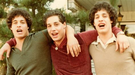 """""""three Identical Strangers"""" Review An Intense Emotional"""