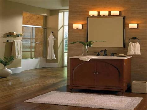 Bathroom Lighting Ideas Pictures by Bathroom Lighting Ideas Accomplish All Functions Without