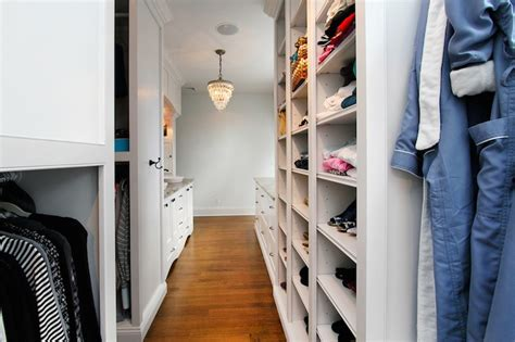 sink vanity  closet transitional closet