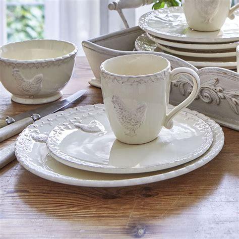 Landhaus Geschirr Keramik by Essteller Handgefertigtes Landhaus Geschirr Mit