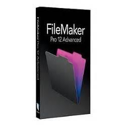 Filemaker Pro Advanced  ( V 12 )  Box Pack (upgrade