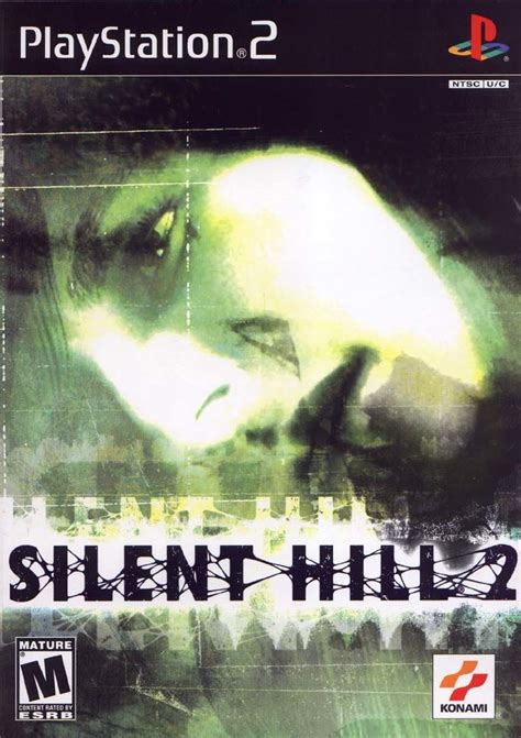 silent hill   playstation  box cover art mobygames