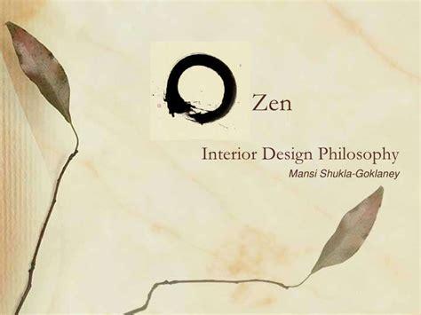 zen philosophy interior quotes quotesgram slideshare mansi shukla