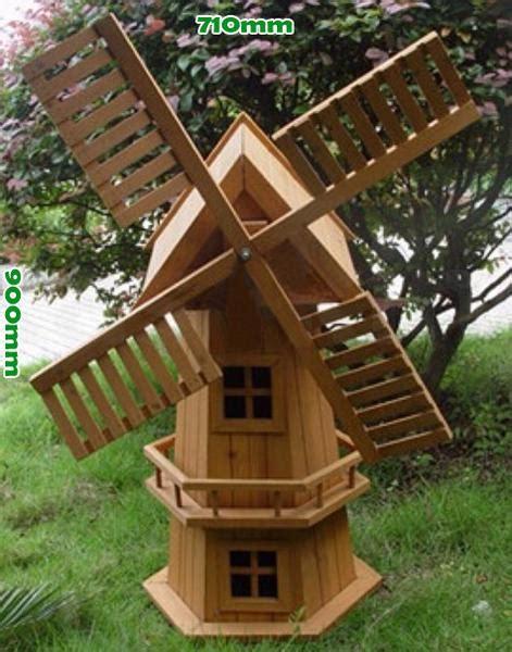 wooden garden windmill mm garden windmills australia