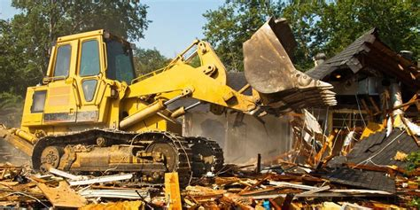 demolition company tears  wrong house wrong house