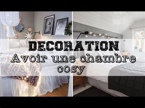 décoration avoir une chambre cosy
