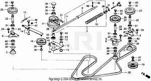 Honda Cd4542c Sa 42 U0026quot  Mower Deck  Jpn  Vin  Rzbb