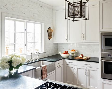 grey kitchens cabinets powers gray walker interiors 1507