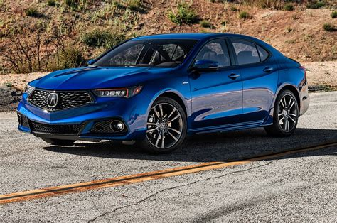 acura tlx  spec  test review  sort