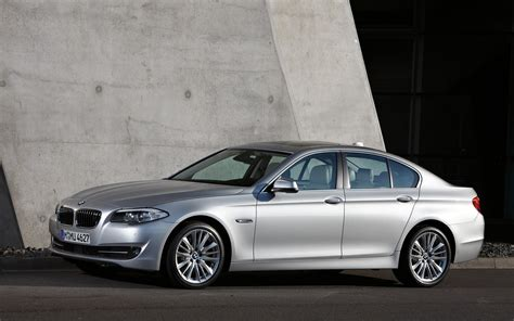 2012 Bmw 5-series Reviews And Rating