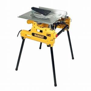 Scie Circulaire Gros Diametre : dw743n scie table et onglets retournable dewalt ~ Edinachiropracticcenter.com Idées de Décoration