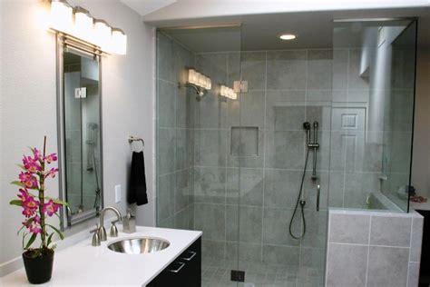 increase  home    bathroom remodel doors