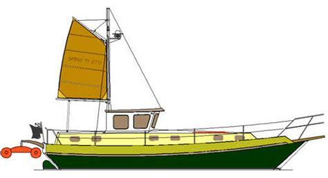 Sailboat Information by Information Aft Cabin Sailboat Plans Jenni Boat Plan