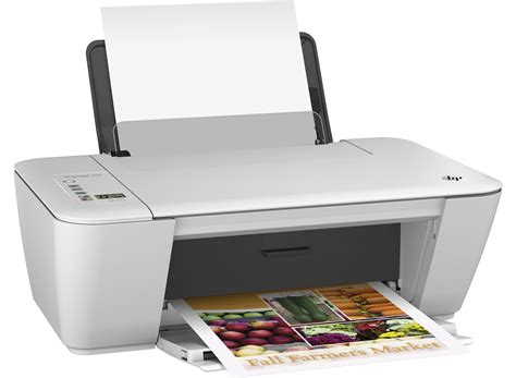 hp deskjet 2540 all in one printer driver free download