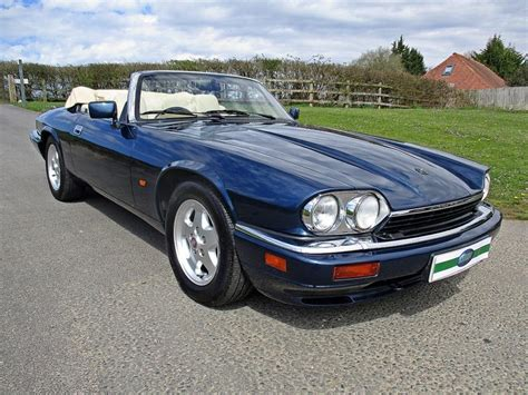 Used 1995 Jaguar Xjs Convertible For Sale In West Sussex