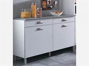Meuble De Cuisine Ikea : meuble bas cuisine largeur 100 cm id es d co maison ~ Melissatoandfro.com Idées de Décoration