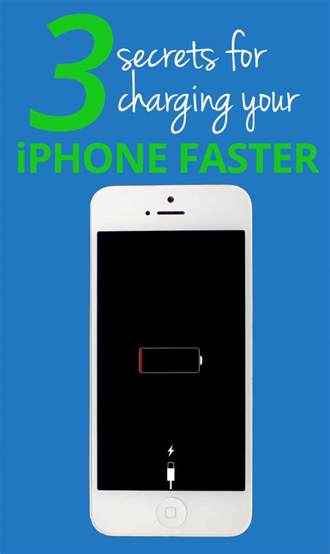 how to make your iphone charge faster 3 secrets to charge your iphone faster 20169