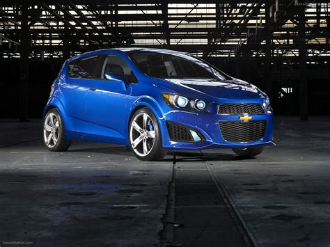 Chevrolet Aveo Rs 2018 Exotic Car Wallpaper 03 Of 23