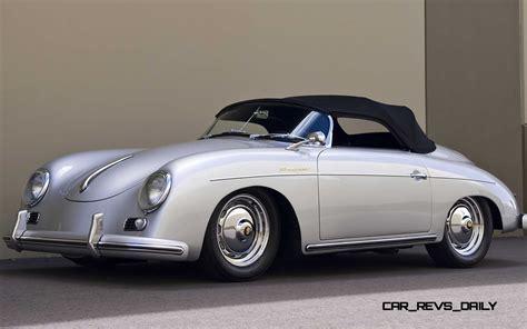 Porsche Car : Porsche 356 Carrera Zagato Speedster