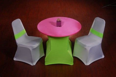 chair and table cover rentals