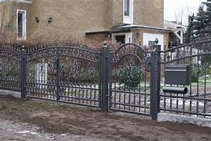 Zäune Aus Polen Mit Montage : metall z une schmuckzaun tore gel nder aus polen ~ Buech-reservation.com Haus und Dekorationen
